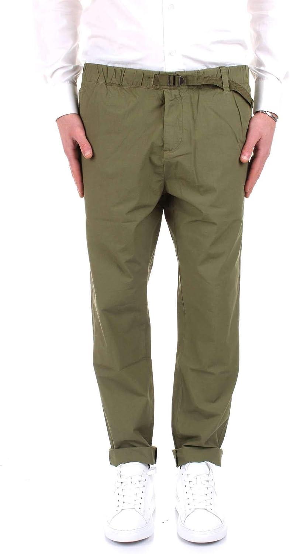 Woolrich Men's WOPAN1207UT14886373 Green Cotton Pants