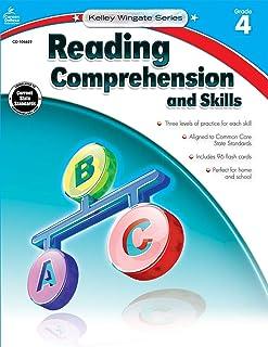 Reading Comprehension and Skills, Grade 4