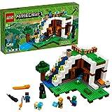 LEGO Minecraft - La base sous la cascade - 21134 - Jeu de Construction