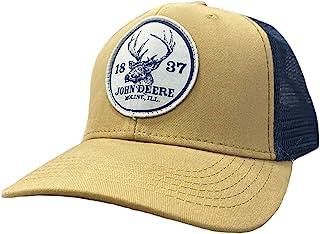 جون ديري قبعة بيسبول رجالية ذات رأس الغزلان الغربي