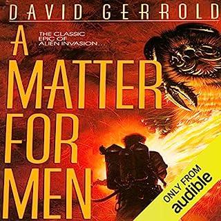 A Matter for Men audiobook cover art