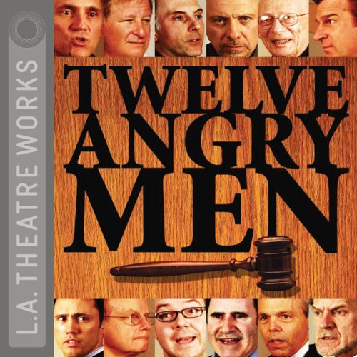Twelve Angry Men audiobook cover art