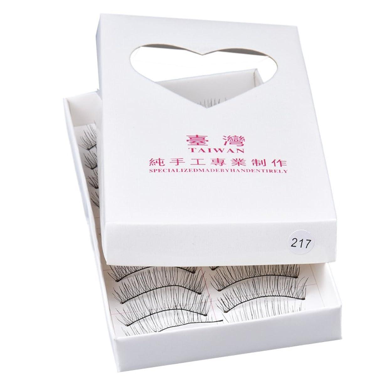 ヒューズ溶かす添加剤???? Mimoonkaka つけまつげ 10ペア 高品質 つけまつげ 極薄高級繊維 柔らかい 手作り 上まつげ用 デコラティブ アイラッシュ 人気 海外直送品 柔らかい つけまつげ 極薄 3D美容 欧米風 (10ペア, ブラック)