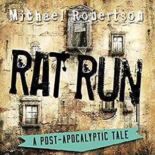 Rat Run audiobook cover art