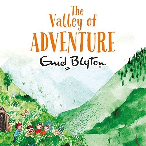 The Valley of Adventure cover art