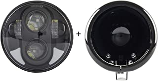 5.75 Inch led headlight 5 3/4