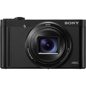 ソニー コンパクトデジタルカメラ サイバーショット ブラック102mm×58.1mm×35.5mm Cyber-shot DSC-WX800