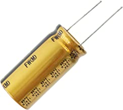 Nichicon UFW Audio Grade Electrolytic Capacitor, 2200uF @ 50V, 20% Tolerance
