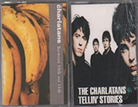 Between 10th and 11th & Tellin' Stories Cassette Albums