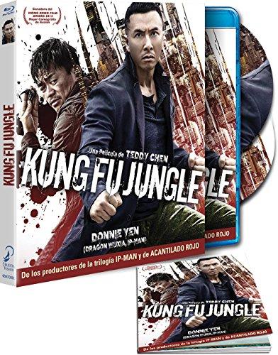 Kung Fu Jungle Blu Ray - Edición Coleccionistas [Blu-ray]