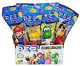 Pez Nintendo Super Mario Dispensers (12 Pack)