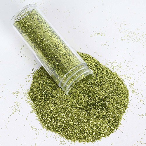 Efavormart Extra Fine Bottle Glitter Wholesale for Wedding Party Event Table Centerpieces Decoration Arts and Crafts- Sage Green