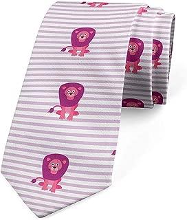 Corbata, Rey del desierto Carnívoro, Coral Baby Pink Purple ...