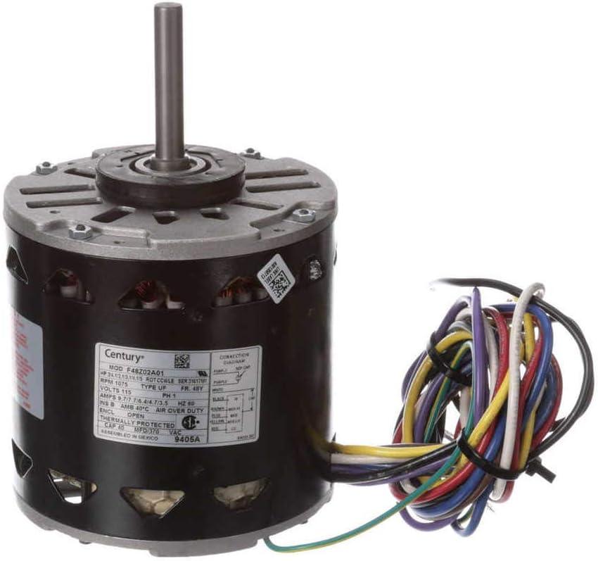 Lennox Furnace Motor 3 4 Hp 1075 Rpm 115 Volts Ao Smith 9405a Electric Fan Motors Amazon Com
