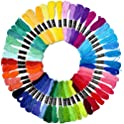 50 Skeins Per Pack Le Paon Embroidery Floss Skeins