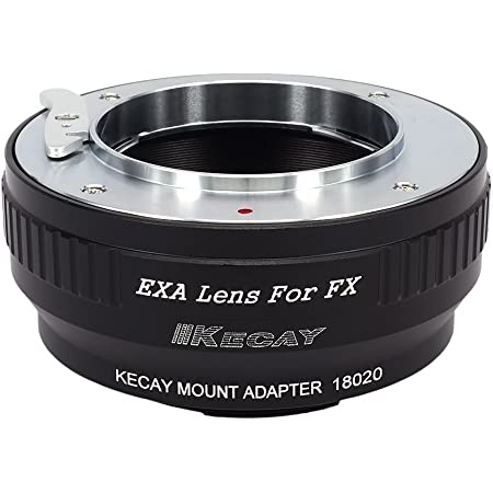 Fotodiox Pro Lens Mount Adapter For Exakta Lens To Camera Photo