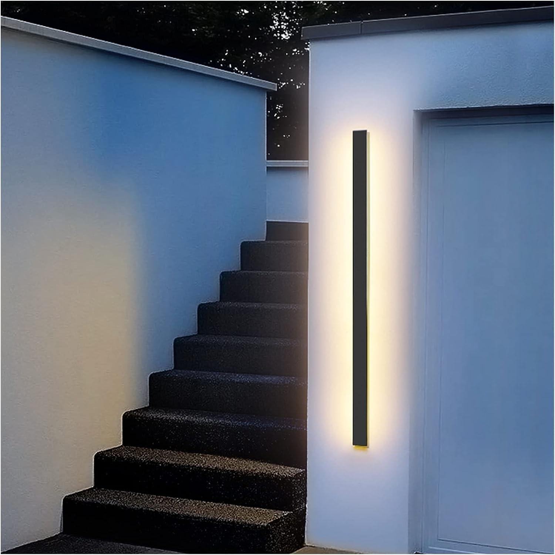 Wall lamp Max 61% OFF Outdoor Light LED Sale Alumi Waterproof IP65