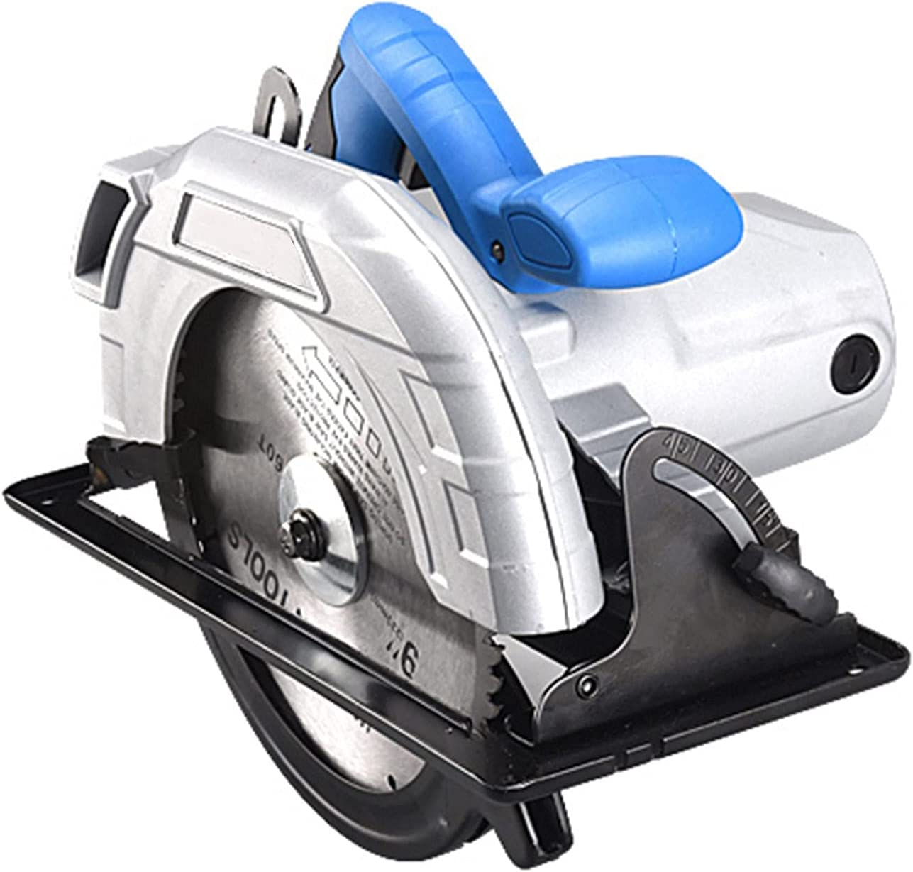 Circular Saw with Blades Inventory cleanup selling sale Hand Held 4300RPM National products Electric