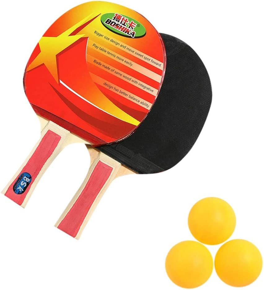 Hit Set free shipping Bundle - Over item handling ☆ Ping Pong for Includes P Pack 2 Players