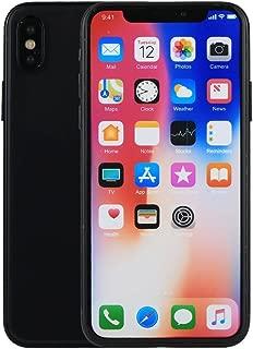 【Amazon.co.jp 限定】MockupArt 『iPhone 模型』 X/スペースグレイ 展示用 モックアップ 全機種あり 【安心の国内メーカー・サポート・日本語説明書付属】 MA286