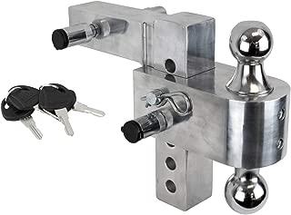 Uriah Products UT623410 Adjustable Aluminum Mount with 3 Interchangeable Balls-6