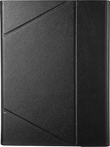 "Insignia FlexView Folio Case for Most 10"" Tablets - Black NS-MUN10F3B"