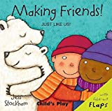 Making Friends (Just Like Us)- Book Cover