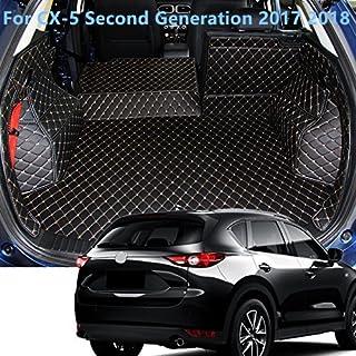Para CX-5 segunda generación 2017 2018 2019 Coche Interior trasera para carga tronco Mat