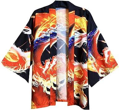 Kimono para Hombre para Mujer Ropa Japonesa Hombres Kimonos ...