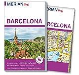 MERIAN live! Reiseführer Barcelona: Mit Extra-Karte zum Herausnehmen