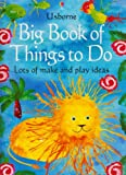 Big Book of Things to Do (What Shall I Do Today)