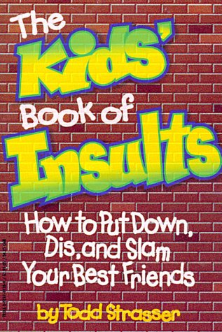 Kids' Book Of Insults