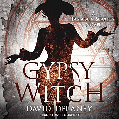 Gypsy Witch audiobook cover art