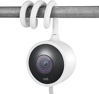 Wasserstein Versatile Twist Mount for Nest Cam Outdoor, Flexible Gooseneck-Like Mount for Nest Outdoor Camera - Attach You...