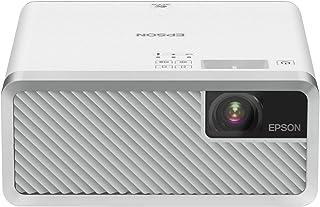 EPSON dreamio ホームプロジェクター(2500000:1 2000lm) WXGA対応 メディアストリーミング端末なし EF-100W