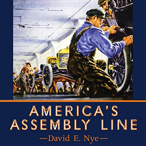 America's Assembly Line audiobook cover art
