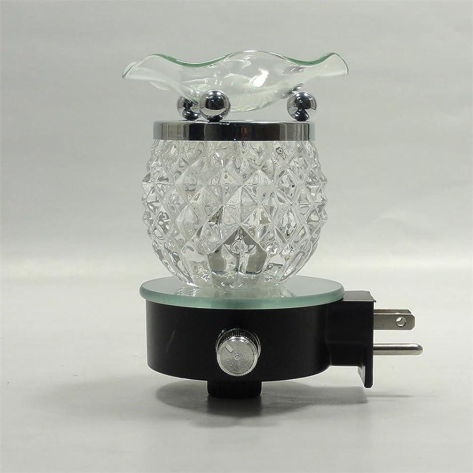 適格副トラクターElectric Oil Warmer Burner Tart Diffuserアロマ香りつきFragrance Essential Oils壁プラグinランプ