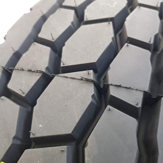 (8 - TIRES) 11R22.5 ROAD CREW DRIVE TIRES 16 PLY 1 YEAR WARRANTY