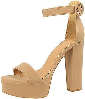 340b3fd9b1 Amazon.com: quinceanera shoes - HANBINGPO / Sandals / Shoes ...