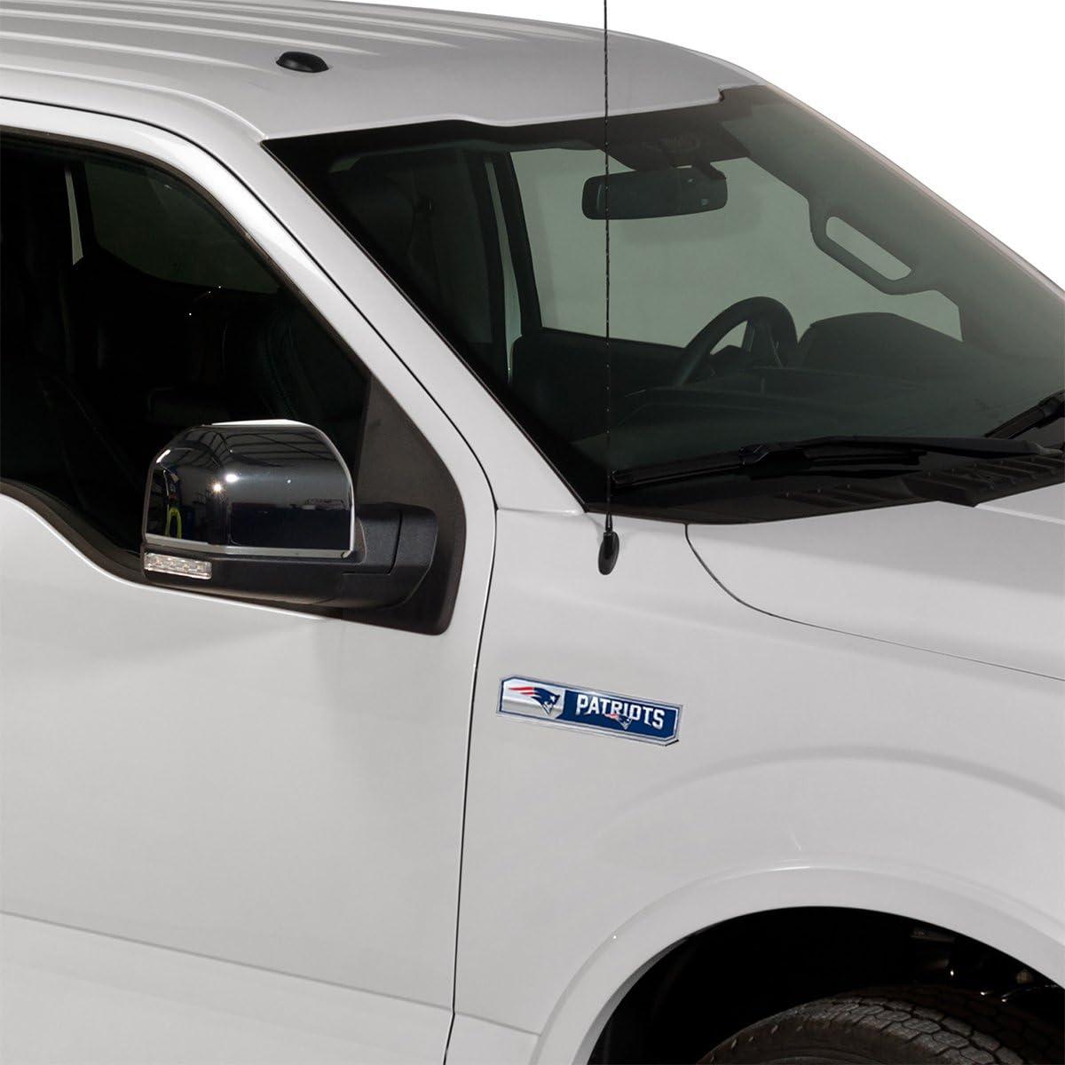 Detroit Lions 2 Piece Heavy Duty Alumnium Truck Emblem Set NFL