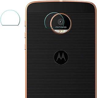 Genieforce SVHC:Premium kameraobjektiv HD+ pansarfilm skyddsfolie för Motorola Moto Z/Moto Z Play - kameralinsskydd - Temp...