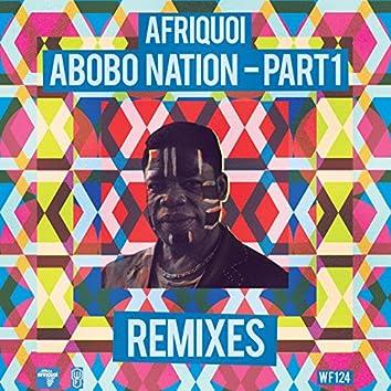 Abobo Nation, Pt. 1 (Remixes)