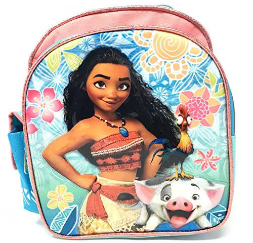 Vaiana Drawstring Bag,Kids Gym bag Sport Bag,Swimming Bag,Official Licenced