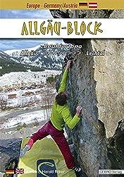 Allgäu-Block: Bouldertopo Allgäu - Lechtal