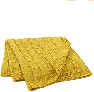 OGGID Manta Cama Sofa Estampada Franela Manta Polar Peluche Grande Microfibra Suave Mullida Felpa Manta Infantil Caliente Termica Viaje Coche con Pi/ña 100x80cm