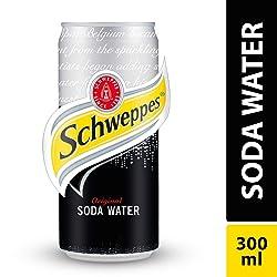 Schweppes Soda Water, 300ml