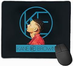 Iuqyzqzaza Kane Brown Mouse Pad Paris Picture Laptop Pad Non-Slip Rubber Stitched Edges 11.8 X 9.8 Inch