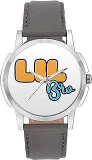 BigOwl Rakhi Brother Wrist Watch for Men - Perfect Rakshabandhan Gift for Bro