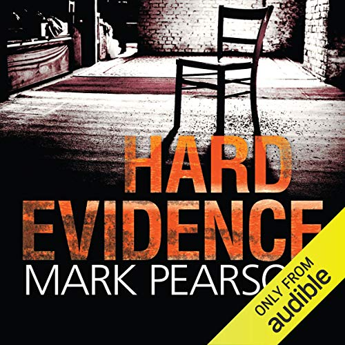 Hard Evidence audiobook cover art