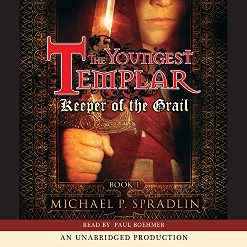 Keeper of the Grail audiobook cover art